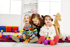 Infants, Toddlers, Pre-school